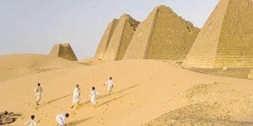 9 Numaralı Sudan Piramidinde yeni arkeolojik keşif
