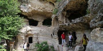Titus Tüneli ziyaretçileri için Karşılama Merkezi projesi