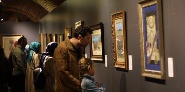 Fatihname minyatür sergisi Türk ve İslam Eserleri Müzesinde