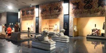 Uşakın yeni Arkeoloji müzesi Karun Hazineleriyle donaltıldı