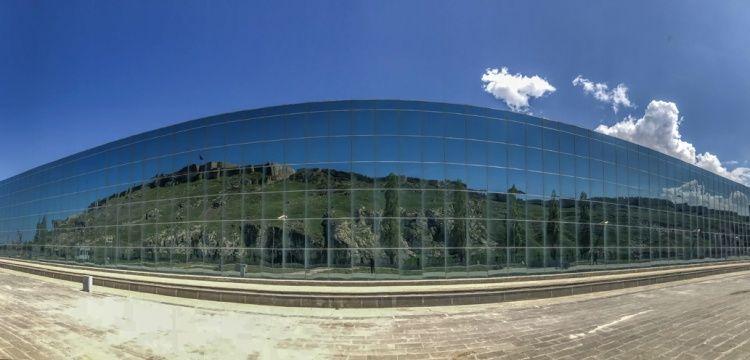 Van'daki Urartu Müzesi açılışa hazırlanıyor