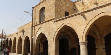 Kıbrısın Büyük Hanı Bursadaki Koza Hana benziyor