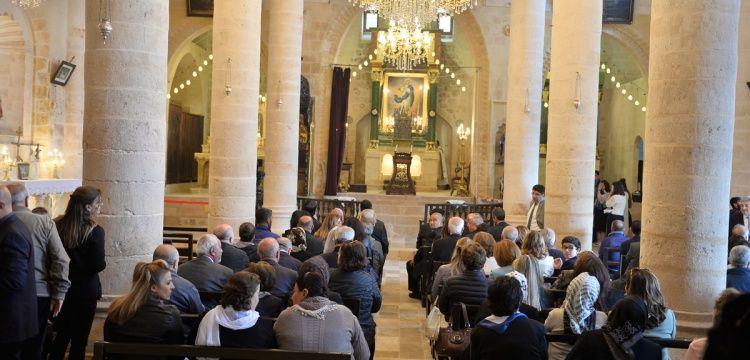 Mardin Meryem Ana Kilisesi restore edildi
