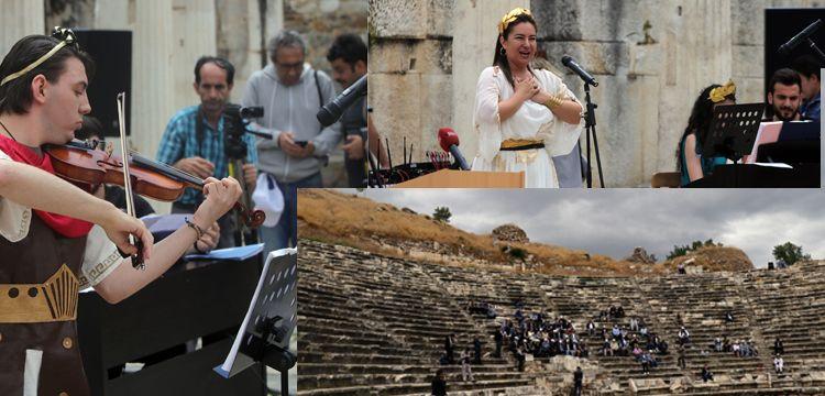 Afrodisias Antik Kenti konser