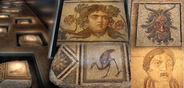 Çingene Kızı mozaiğinin 12 parçası Türkiye'ye iade edilecek
