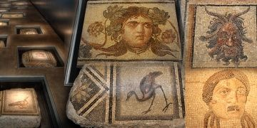 Çingene Kızı mozaiğinin kaçırılan 12 parçası geri geliyor