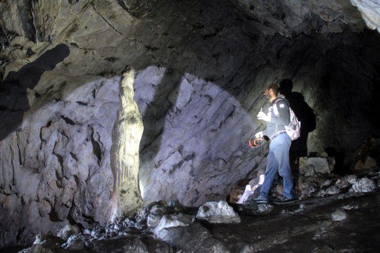Elazığ'ın Karanlık mağarası