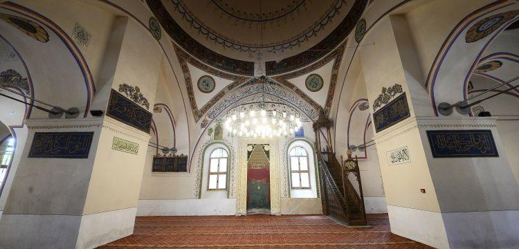 Uşak'ın Ulu Camisinin restorasyonu tamamlandı