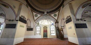 Uşakın Ulu Camisinin restorasyonu tamamlandı