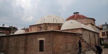 Adananın Yeni Hamamı Kültür, sanat ve sergi merkezi olacak