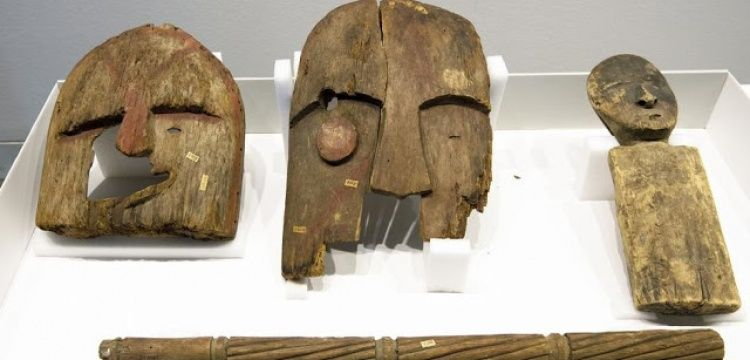 Almanya, Alaska'dan çalınan tarihi eserleri iade etti
