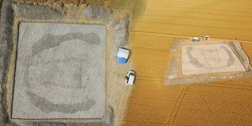 Stonehenge yakınında olası Neolitik mezar höyüğü keşfedildi