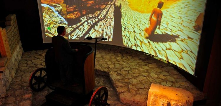 Müzeler teknoloji ile daha eğlenceli ve daha öğretici
