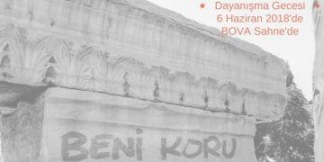 Arkeolologlar Derneği İstanbul Şubesi Dayanışma Gecesi düzenliyor