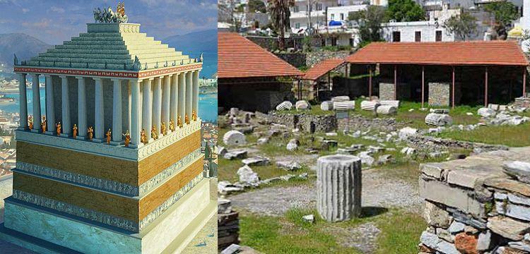 Bodrumda Çakma arkeolojİk anıt tartıŞması