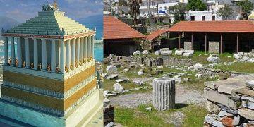 Bodrumda çakma arkeolojik anıt tartışması