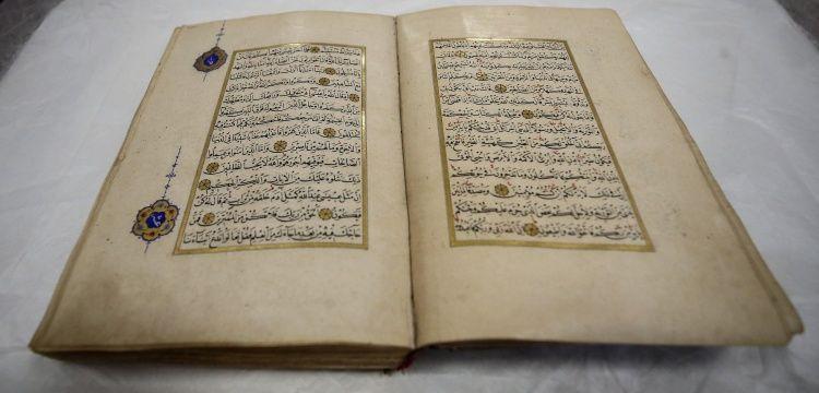 Kaybolan Kuran-ı Kerim, Topkapı Müzesine iade edildi