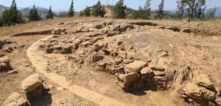 Mİlasta keŞfedİlen elİps Şekİllİ yapı arkeologları ŞaŞırttı