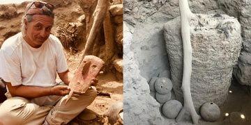 Peruda 1000 yıllık mumya keşfedildi