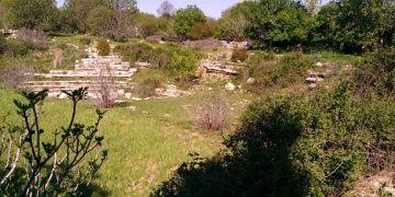 Herakleia Salbake antik kenti defineci mekanı olmuş