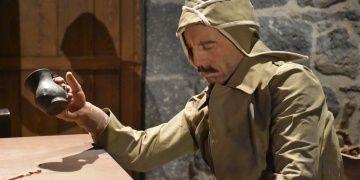 Kafkas Cephesi Harp Tarihi Müzesinin ziyaretçi sayısı 8 bini aştı