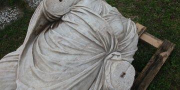 Vizede arkeoloji kazısı başlamadan tarihi eser bulundu