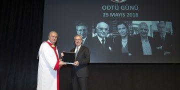ODTÜden Adnan Baliye arkeolojiye destek ödülü