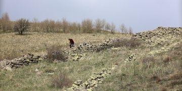 Bayburtta bulunan arkeolojik alanda çalışmalar başladı