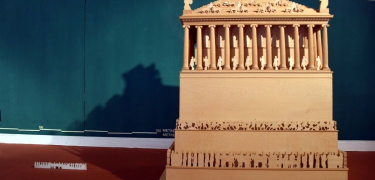 Halikarnas Mozolesi Açık Hava Müzesi projesi anlatıldı