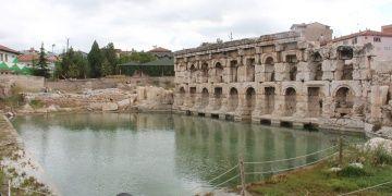 Yozgatın Basilica Therması UNESCO Dünya Mirası Geçici Listesine alındı