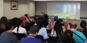 Doç. dr. Erol Yıldır Kafkasya Kule Mimarisini anlattı
