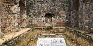 Bocchi ile antik İyonya hamamlarına yolculuk yapıldı