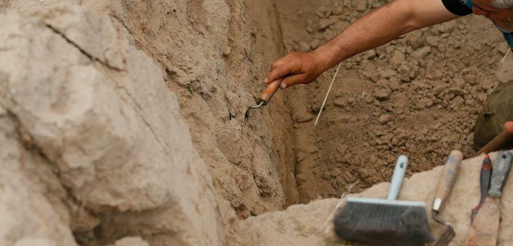 Smyrna Antik Kenti'nde Santorini Volkanının külleri bulundu