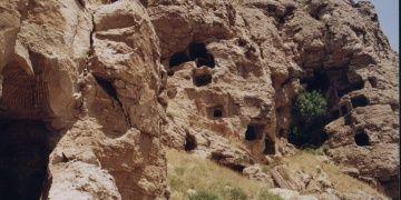 Sivasın 3-4 bin yıllık yerleşim alanları: Tödürge Mağaraları