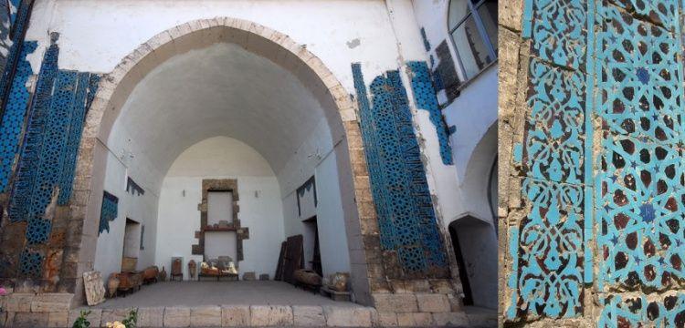 Tokat'ın Gökmedrese'si restore edilecek