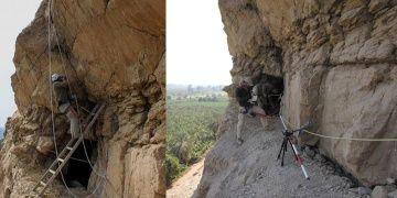 Mısırda daha önce bilinmeyen hiyeroglif kaya yazıları keşfedildi