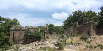Seleukeia Antik Kentinin ocağına incir ağacı dikildi