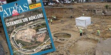 İstanbulun son arkeolojik keşifleri atlas dergisinde