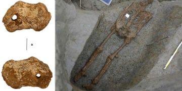 Çarmıha gerilme cezasının muhtemel ikinci arkeolojik kanıtı