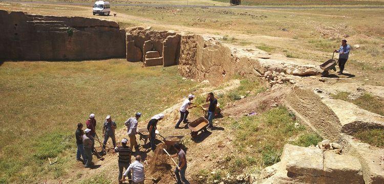 Dara antik kentinde 2018 arkeoloji kazıları başladı