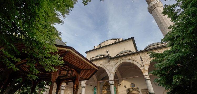 Saraybosna'daki Osmanlı mührü: Gazi Hüsrev Bey Camisi