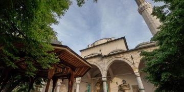 Saraybosnadaki Osmanlı mührü: Gazi Hüsrev Bey Camisi