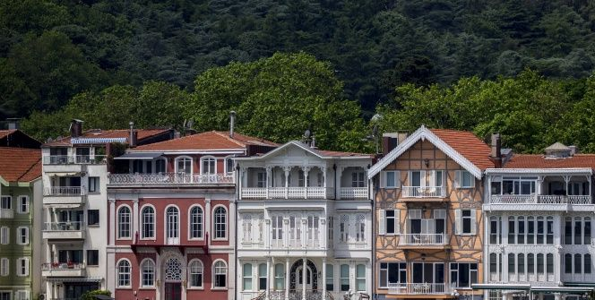Boğaziçi Yalıları: Yıllara meydan okuyan binalar