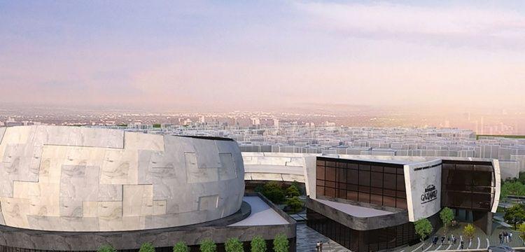Panorama 25 Aralık Müzesi Gaziantep'te yükseliyor