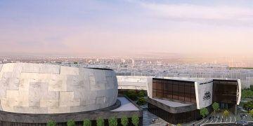 Panorama 25 Aralık Müzesi Gaziantepte yükseliyor