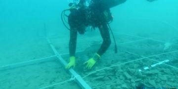 Dalmaçya kıyılarında sualtı arkeologlarının tatlı keşfi