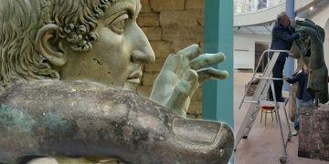 Bir Müzecilik hikayesi: Konstantinin parmağı nasıl bulundu?