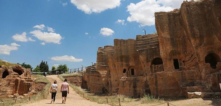 Dara Antik Kenti'nin yüzde 70'i halen toprak altında