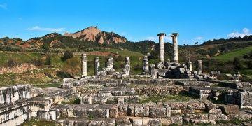 1300 yıl önce Sardesi yıkan depremin büyüklüğünün 6,9 olduğu sanılıyor