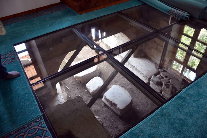 Stratonikeia Antik Kenti'ndeki Şaban Ağa Camisi